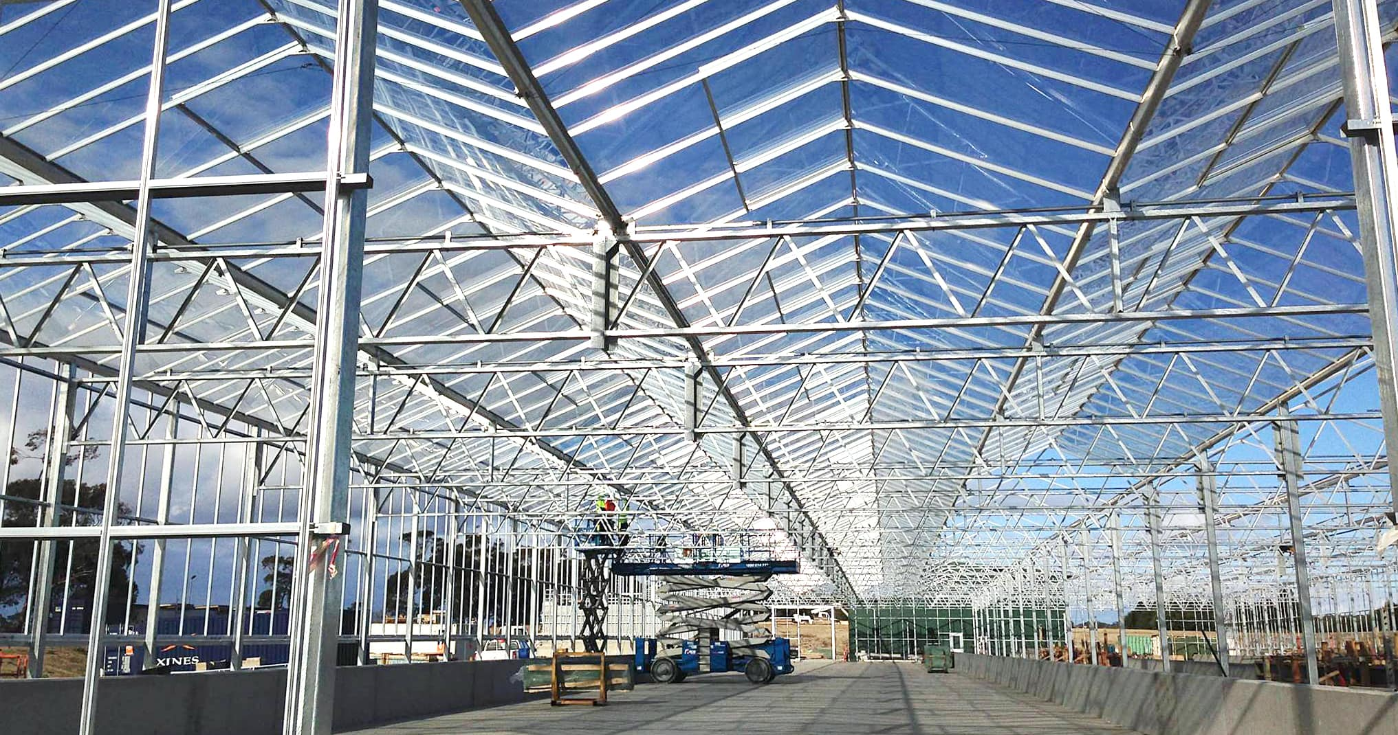 Greenhouse Manufacturers & Construction