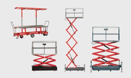 Greenhouse Trolleys