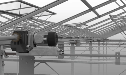 Greenhouse Ventilation Systems